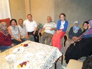 These are from a family that hosted me at their home in Samsun, Turkey.