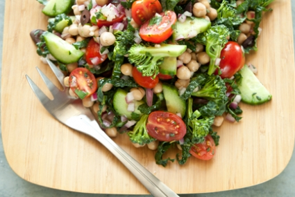 Mediterranean Crunch Salad from www.wholefoodsmarket.com