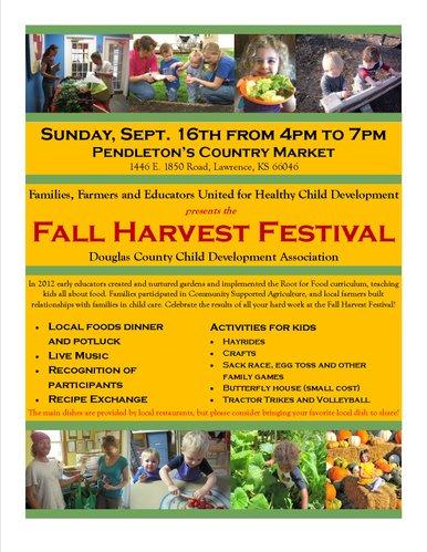Fall Harvest Festival 2012
