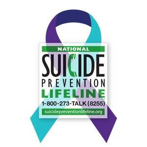 National Suicide Prevention Week is Sept. 9-15. Uploaded