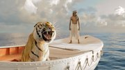 "This film image released by 20th Century Fox shows Suraj Sharma in a scene from ""Life of Pi."""