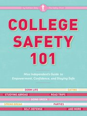 "Kathleen Baty's book ""College Safety 101"" discusses dorm life, studying abroad, Internet safety and self-defense."
