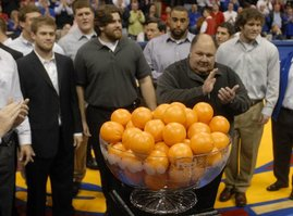 Orange Bowls; good for KU, good for Lawrence, good for you.