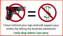 No Right to Protect = No Sale (Front)