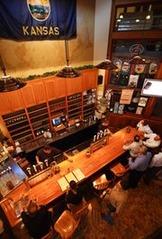 The Free State Brewing Co., 636 Mass., was readers' choice for Best Restaurant in the 2012 Best of Lawrence contest.