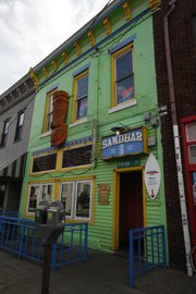 Sandbar, 17 E. Eighth St., was voted Best Bar in the 2012 Best of Lawrence contest.