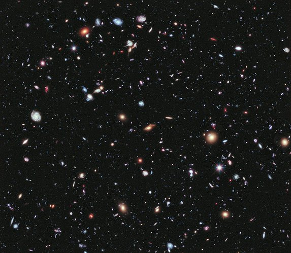 Hubble Space Telescope photograph