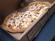 The Seafood Elite from Minsky's Pizza, 934 Mass.