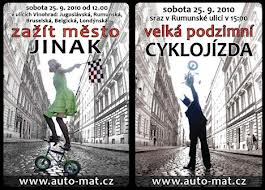 Prague Critical Mass Poster