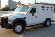 The Lawrence Police Department is scheduled to purchase this type of armored vehicle with a $152,500 Homeland Security grant.