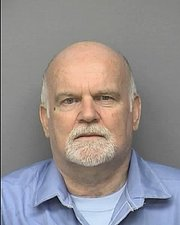 Kansas prison photo of Kenneth Haddock, 67, who is serving a life sentence for the 1992 murder of his wife at their Olathe home.