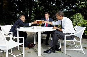 Obama's Beer Summit