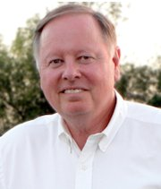 Ronald Ellis, Republican nominee for state senate's 2nd district.