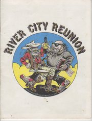 The program cover for River City Reunion Week