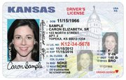 Kansans will soon see a new driver's license with increased security features to guard against counterfeiting and fraud.