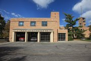 Lawrence Fire Station No. 1, 746 Kentucky St., was built in the 1950s. A few people have reported unsettling sights at the station.