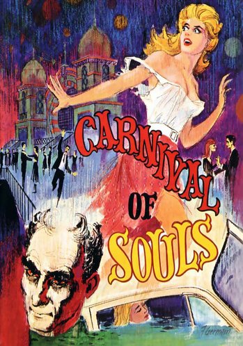 Carnival of Souls movie poster (1962)