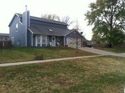 The Children's Playpen, a daycare operated out of this home at 766 Lake St., was shut down by Kansas officials Oct. 25 after police found drugs at the home.