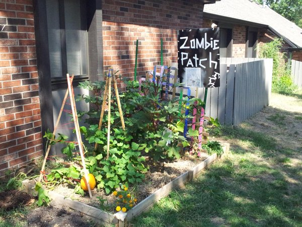 ZOMBIE Patch at Edgewood Homes
