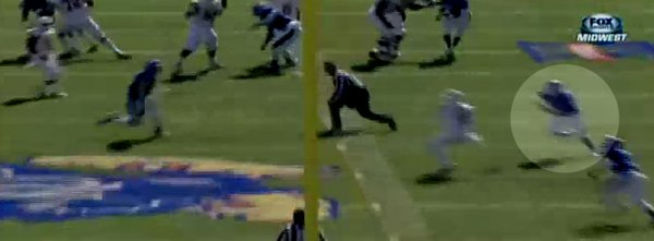 Tharp in coverage
