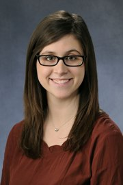 Julia Barnard, a 2012 Kansas University graduate and a 2007 Lawrence High graduate, is a Rhodes Scholar finalst.