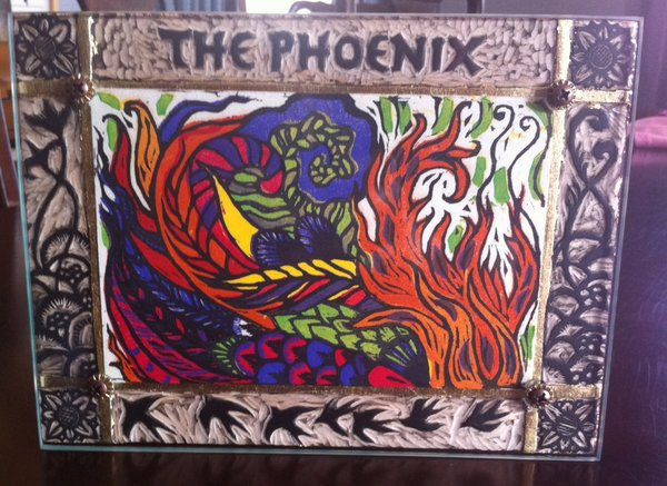 One of six 2012 Phoenix Awards by Sally Piller. Submitted photo.