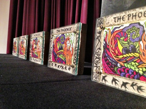 The 2012 Phoenix Awards by Sally Piller. Submitted photo.