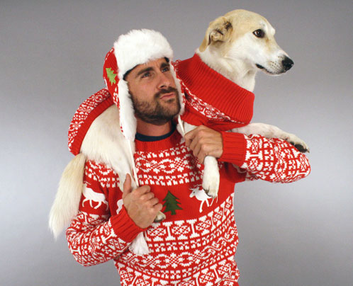 Wear your ugliest sweater (or buy one at skedouche.com where I found this gem) and join your fellow Lawrencians Downtown on December 1.
