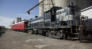  A Midland Railroad crew heads to Ottawa on Monday November 12, 2012 to pick up a new dining car, which will become part of a dinner train to Ottawa, featuring a five course meal and a ride on the rails.