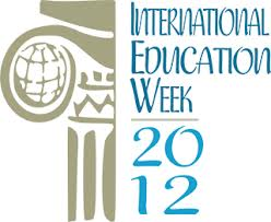 International Education Week 2012