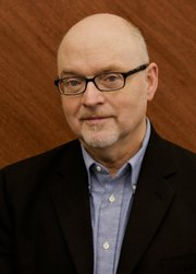 Philip Barnard, Kansas University professor of English.