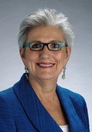 Winnie Dunn, Kansas University professor of occupational therapy.