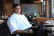 Jim Vaughn, who has spent most of his career cooking in the Italian district of St. Louis, Mo., is chef and owner of Intorno, the new Italian restaurant at 801 Massachusetts St. His wife, Leslie Vaughn is general manager.