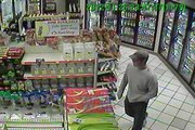 Suspect in a Monday evening robbery at Kwik Shop, 1611 E. 23rd Street.