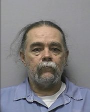 Kansas prison photo of Bradley W. Johnson.