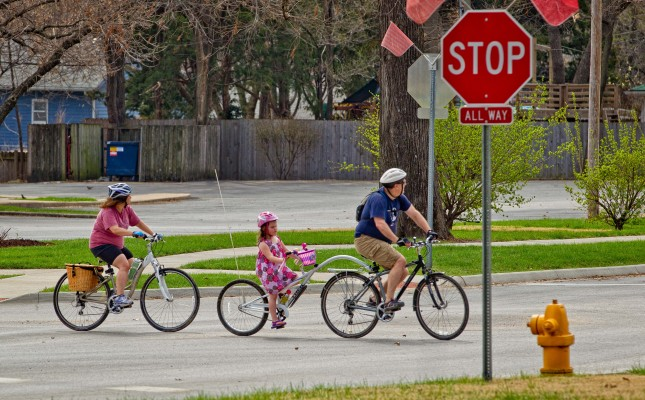 Coalition continues to advocate for Complete Streets. uploaded
