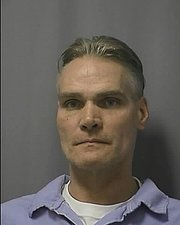 Kansas prison photo of Donald Bruce.