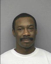 Kansas prison photo of Robert Oatis.