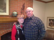 Vergie and Mark Anderson, of Kinsley, will provide for scholarships for graduate students in the Kansas University School of Social Welfare with a $150,000 gift in honor of Vergie's two children, who died in a car accident in 1980.