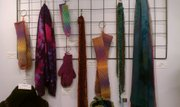 1109 Gallery, 1109 Massachusetts St., offers a wide selection of art and handicrafts.