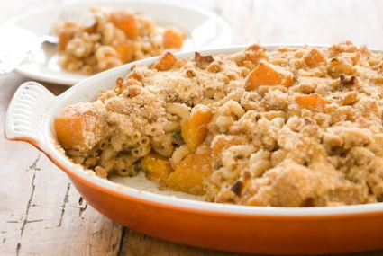 Whole Foods' Butternut Squash and Macaroni Casserole. Photo from www.wholefoodsmarket.com.
