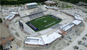 This is Allen Texas new high school field!