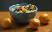 NUTRITIOUS: Clementine kale salad