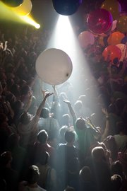 Although I used an expensive professional camera photographing the Flaming Lips at Liberty Hall this past summer, a quality compact digital with a wide-angle lens and a large aperture could have captured a similar shot. In judging and comparing cameras, keep in mind what subjects and under what conditions you most often photograph to determine the best camera for you to own.
