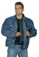 Bullet Proof Denim Jacket