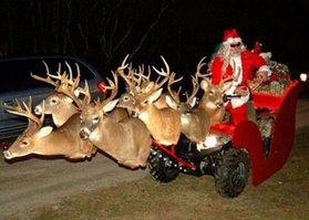 Southern Santa Claus