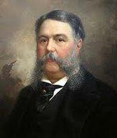 President Chester A. Arthur