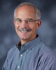 Associate Dean for Graduate Programs Jim Lichtenberg