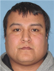Kansas registered offender Farron Larry Tso.