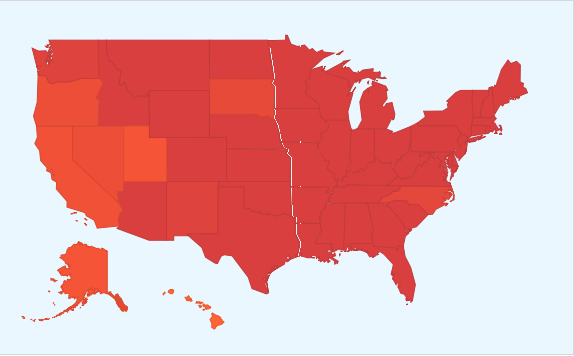 Google Flu Trends: United States, As of Jan 11, 2013.